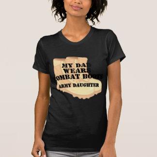 Armee-Tochter-Vati trägt DCB.png T-Shirt