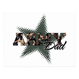 Armee-Vati Postkarte