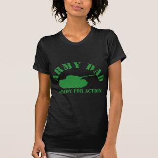 Armeevati bereit zur Aktion! T-Shirt