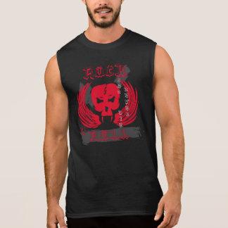 Ärmeloses Rock n Roll T-Shirt
