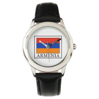 Armenien Armbanduhr