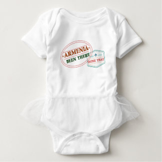 Armenien dort getan dem baby strampler
