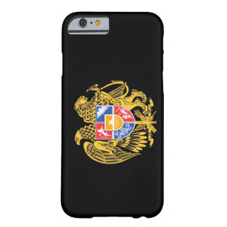 Armenien-Emblem Barely There iPhone 6 Hülle