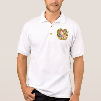 Armenien-Emblem Polo Shirt