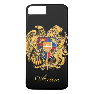 Armenien-Flagge iPhone 7 Plus Hülle