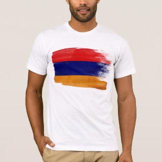 Armenien-Flaggen-T - Shirt