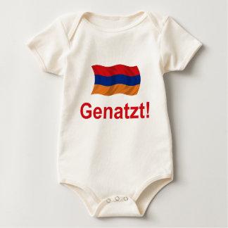 Armenien Genatzt! Baby Strampler