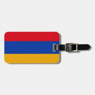 Armenien Kofferanhänger