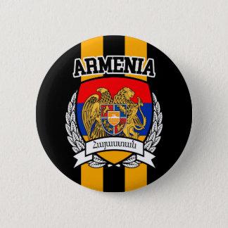 Armenien Runder Button 5,7 Cm