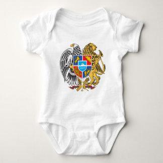 Armenien-Wappen Baby Strampler