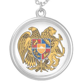 Armenien-Wappen Halskette