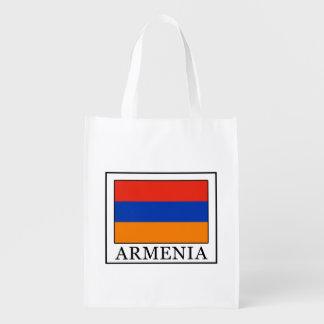 Armenien Wiederverwendbare Einkaufstasche