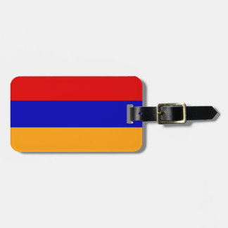 Armenische Flagge Kofferanhänger