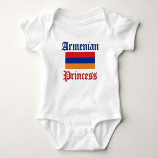 Armenische Prinzessin Baby Strampler