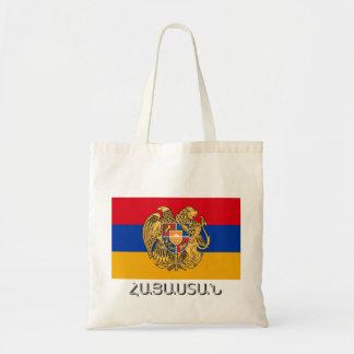 Armenische Taschen-Tasche Budget Stoffbeutel