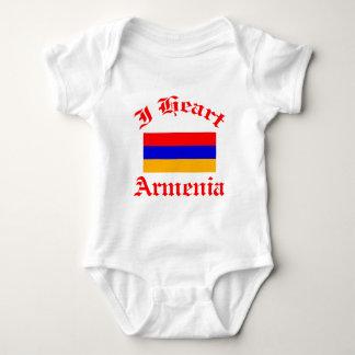 Armenischer Entwurf Baby Strampler