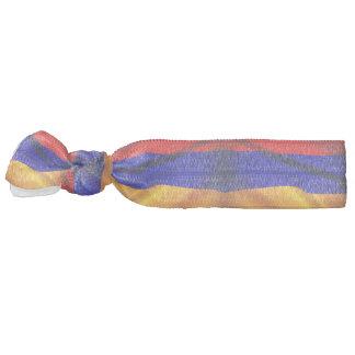 Armenischer Flaggen-Haargummi Haarband