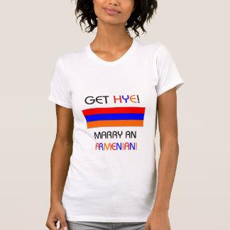 armenischer Stolz! Erhalten hoch/hye! Tshirts
