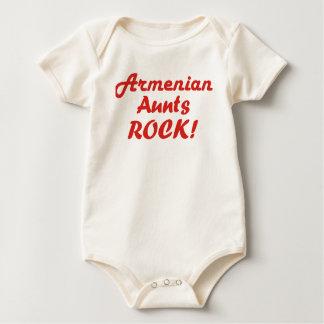 Armenischer Tanten-Felsen Baby Strampler