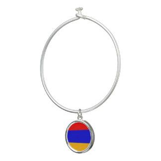 Armenisches Armband-Armband der Flaggen-| mit Armreif