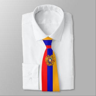 Armenisches Flaggen-Krawatte Եռագույն Krawatten