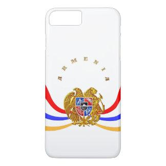 Armenisches Wappen Apple iPhone 7 Fall iPhone 8 Plus/7 Plus Hülle