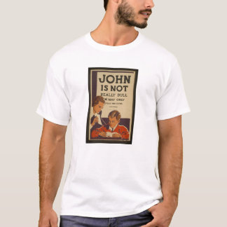 Armer stumpfer John T-Shirt
