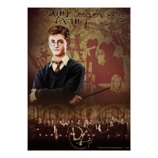 ARMY™ DUMBLEDORES PLAKATE