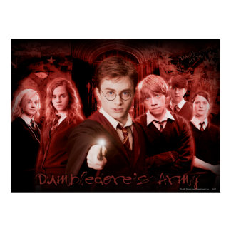 ARMY™ DUMBLEDORES POSTERDRUCK