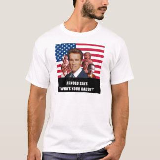 Arnold sagt T-Shirt