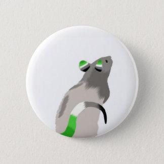Aro Ratte Runder Button 5,1 Cm