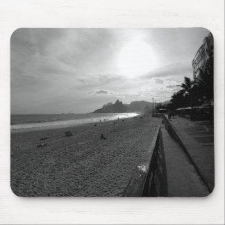 Arpoador Strand Rio de Janeiro Mousepad