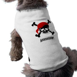 Arrrrrrrf! Hundepiraten-Shirt Top