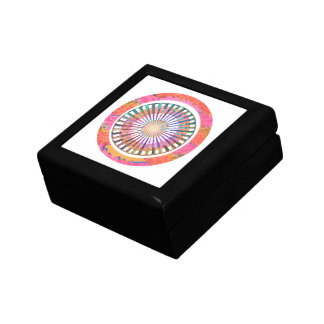Art101 Chakra Mandala-Heiler durch Reiki Meister Schmuckschachtel