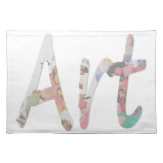 Art-001 Stofftischset