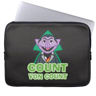 Art 2 Zählungsvon Count Classic Laptopschutzhülle