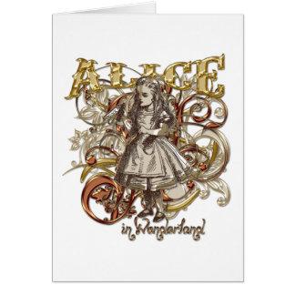 Art Alices Carnivale (Goldversion) Karte