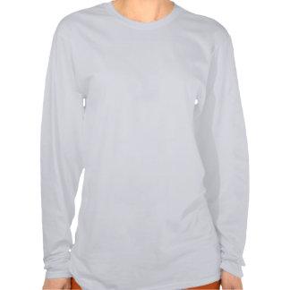 Art: Der Hanes der Frauen langer Hülsen-Nano-T - S Tshirts