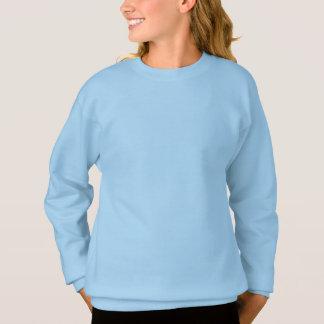 Art: Der Hanes der Mädchen Erde-freundliches Sweatshirt