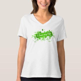 Art: Der T - Shirt der Frauen