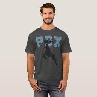 Art des Basketball-PDX T-Shirt