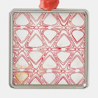 Art-Mode ri des Trends des modernen Entwurfs der Silbernes Ornament