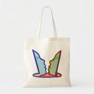 Art: Planen Sie Tasche mit einem dünnen, modernen