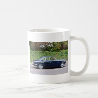 Art Sechzigerjahre Jaguars S Kaffeetasse