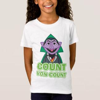 Art Zählungsvon Count Classic T-Shirt