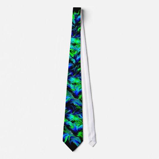 Artdeco in Regenbogen Style Personalisierte Krawatten