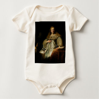 """Artemisia Baby Strampler"