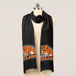Artesia Bulldoggen-Schal Schal