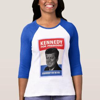 Arthalbtonplakat-Shirt Kennedys Vintages T-Shirt