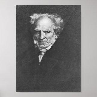 Arthur Schopenhauer Posterdruck